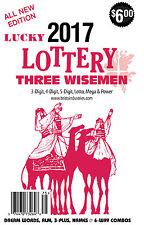 2017 Lucky Lottery Almanac - Dream Book - Lottery Book