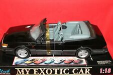 Saab 900 turbo  Anson  1:18 + mint boxed