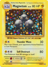 Pokemon XY Evolutions Magneton Holo Rare Card 38/108