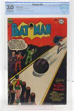 Batman # 83 CBCS 3.0 - DC - 1954 - Golden Age - Dick Sprang & Charles Paris art.
