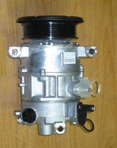 For Jeep Patriot 2007-2008 A/C Compressor w/ Clutch OE Denso 471-0803