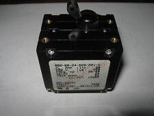 Carlingswitch Circuit Breaker, Bb2-B0-24-620-221-D, 20 Amp, Used