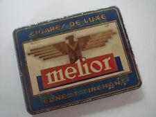 Art Deco Eagle Ernest Tinchant Melior Tin Etabl J Schuybroek Hoboken-Anvers