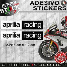 Adesivo / Sticker compatibili APRILIA racing sbk rsv4 rsv1000 shiver tuono rs