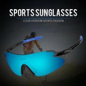 BATFOX  Polarized Cycling Sport Unisex Sunglasses