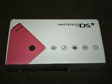 Nintendo DSi Pink Complete in Box Tested Works GBA