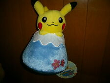Pokémon Gotenba Pikachu Mount Fuji Soft Plush Pokemon Center Store