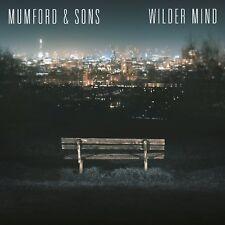 MUMFORD & SONS - WILDER MIND (JEWEL BOX)  CD NEUF