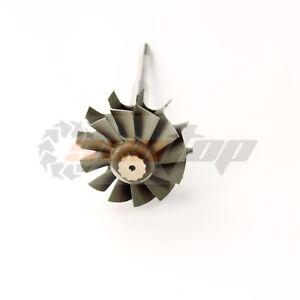 2007.5-2012 Dodge Ram 6.7L HE351VE Turbo  Turbocharger Turbine Wheel & Shaft