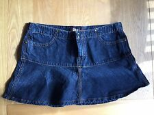 Atmosphere - Denim Mini Skirt - Size 12
