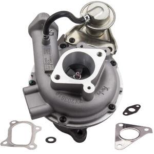 NEW RHF4 Turbo Turbocharger for Nissan Navara 2.5 DI 133HP VN3 14411-VK500
