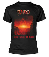 Dio 'The Last In Line' (Black) T-Shirt - NEW & OFFICIAL!