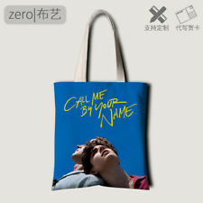 André Aciman Call Me by Your Name 2017 Movie Andre CMBYN Shoulder Handbag Bag Be
