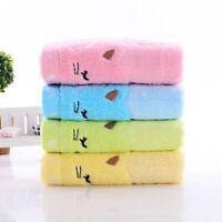 Soft Cotton Baby Infant Newborn Bath Towels Washcloth Feeding Wipe Clothes 1 Pcs