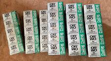 10 Stk. ORWO NP20 SL Cassette B&W Negativ- Film DDR-Ware Selten!