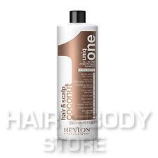 uniq ONE shampoo COCCO capelli TUTTO IN UNO 10 BENEFICI unico prodotto 1000ml