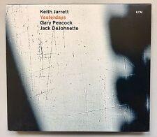 Keith Jarrett / Gary Peacock / Jack DeJohnette – Yesterdays (2009)