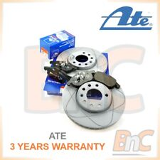 ATE OE HEAVY DUTY FRONT BRAKE DISCS & PADS OPEL VAUXHALL SIGNUM