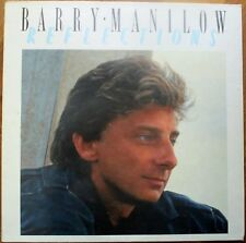 BARRY MANILOW : Reflections  -  LP  (1988)