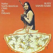 Buffy Sainte-Marie - Native North American Child: An Odyssey [New CD] UK - Impor