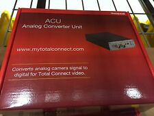 Ademco Honeywell ACU Analog Converter Unit - Convert to Digital Total Connect