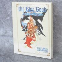 MEREMANOID The Blue Book Art Illustration Booklet AKIHIRO YAMADA 1999 PS Ltd