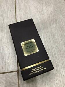 Tom Ford Noir De Noir Perfume Eau De Parfum 3.4 Oz 100 Ml Spray Unisex