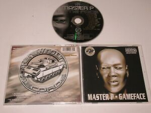 Master P – Game Face / the New No Limit Records - 860 977-2 CD Album