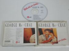GEORGE MC CRAE/WITH ALL MY HEART(MAGNIF CD 90 30292) CD ALBUM