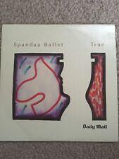 Spandau Ballet CD - True - Daily Mail - 8 Tracks