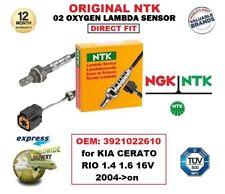 NGK NTK O2 LAMBDA SENSOR OEM: 3921022610 for KIA CERATO RIO 1.4 1.6 16V 2004->on