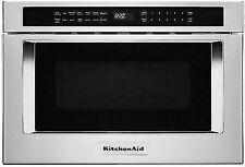 slight used and good as new Under-Counter Microwave Oven Drawer