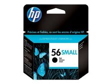 Genuine HP 56 Small Black Original Ink Cartridge C6656ge