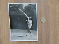 Budge PATTY  1950's USA  World no 1 & Wimbledon TENNIS  Player Original Photo #2