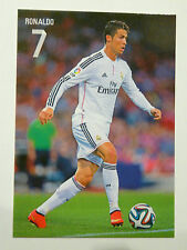Cristiano Ronaldo Real Madrid Postcard Portugal #2