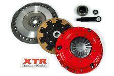 XTR RACING KE-VLAR CLUTCH KIT+CHROMOLY FLYWHEEL 92-93 ACURA INTEGRA RS LS GS GSR