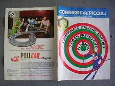CORRIERE DEI PICCOLI n. 49 - 08/12/1968 - ANNO LX - QUASI OTTIMO