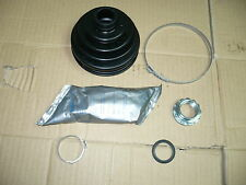 BMW X5 E53 FRONT AXEL OUTER C.V. BOOT KIT WITH HUB NUT UPTO 03-06 31607507402S