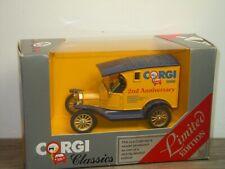 Ford Model T Van - Corgi Classics 874 in Box *39351