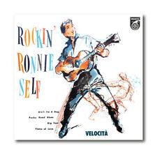 """Ronnie Self - Rockin' Ronnie Self (Vinyl 7"""" - 1958 - EU - Reissue)"""