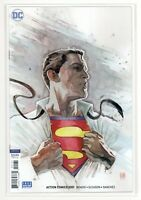 Superman ACTION COMICS #1001 * Mack VARIANT Cover C * DC Comics * GEMINI SHIP
