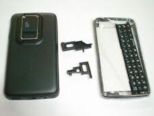 New Nokia n900 cover keypad housing fascia set black colour