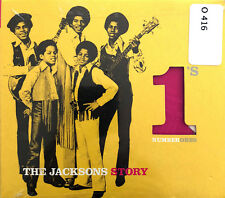 The Jackson 5 & The Jacksons & Michael Jackson ‎CD The Jacksons Story: Number 1'