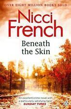 Beneath la piel por francés, NICCI Libro De Bolsillo 9781405920636 NUEVO