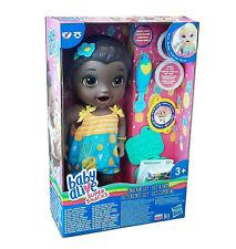Hasbro E5839 Baby Alive Puppe 30 cm Fütterspaß mit Zubehör Lily Spielpuppe