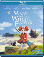 Mary and the Witch's Flower Blu-Ray (2018) Hiromasa Yonebayashi cert U