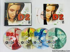 D2 - USA - Sega Dreamcast