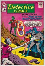 Detective Comics #299 VF+ 8.5 Batman Robin Prey Of The Alien Hunters 1962!-