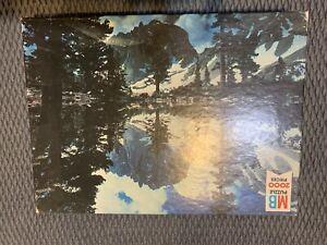 Milton Bradley 2000 piece puzzle- Beat of America series #6- Sierra Nevada, CA