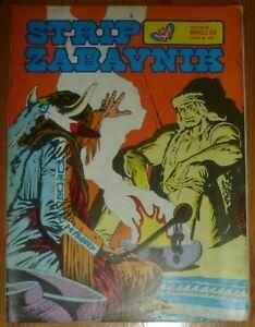 Veliki Blek / Strip zabavnik (1979) #53 / Yugoslavia 1982